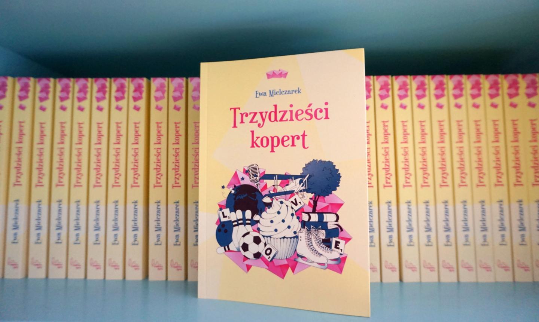 """Book tour """"Trzydziestu kopert"""""""